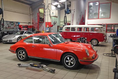 911 VW JZM workshop