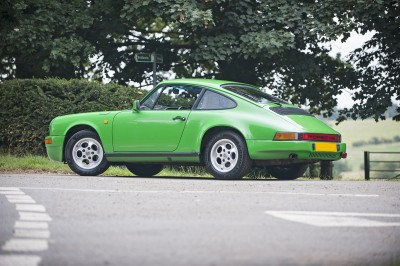 Porsche 911 3.2 Carrera for sale UK 14