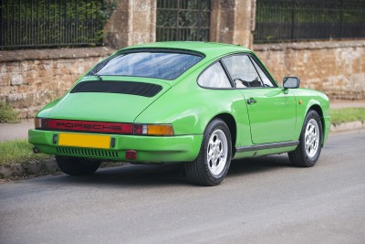 Porsche 911 3.2 Carrera for sale UK 2