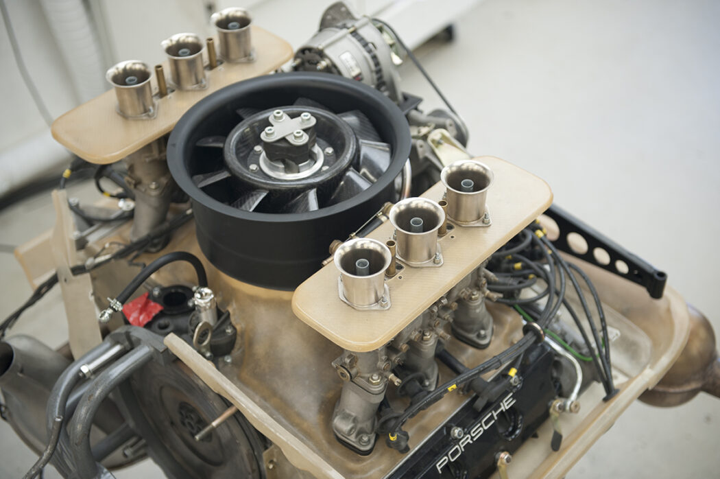 Air,cooled Porsche Flat Fan Kit in Testing (Video) , Ferdinand
