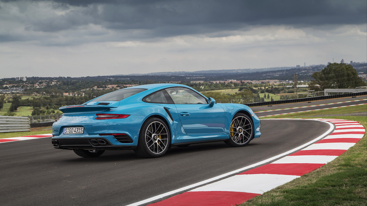 "The Turbo Engineers >> New Porsche 991 Turbo S reviews: ""not special enough"" - Ferdinand"