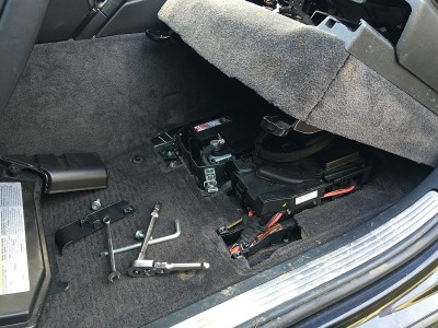 Porsche Cayenne battery replacement