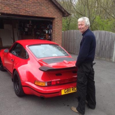 Bob Watson Porsche