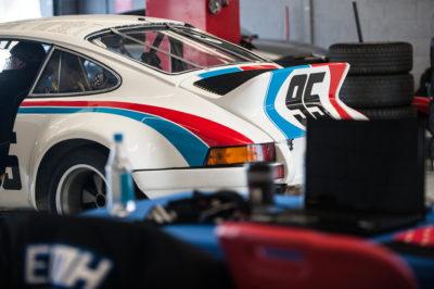 Brumos Porsche 911 RSR Ferdinand Magazine 3
