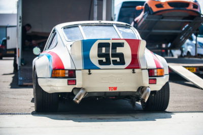Brumos Porsche 911 RSR Ferdinand Magazine 5
