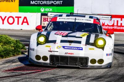 Porsche 911 RSR IMSA long beach 1