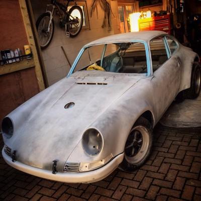 Porsche 911 hot rod 4