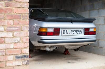 Porsche 924 Turbo Restoration Ferdinand Magazine 1