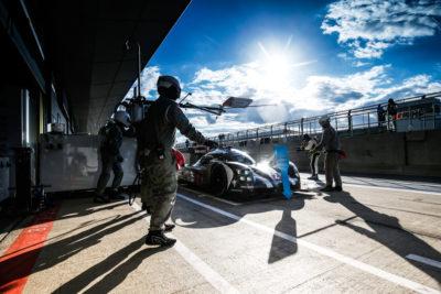 Porsche WEC Silverstone 919 2