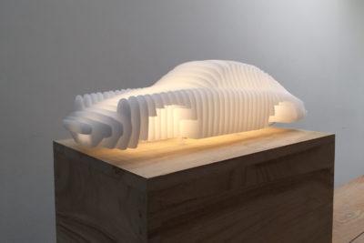 porsche-911-light-sculpture
