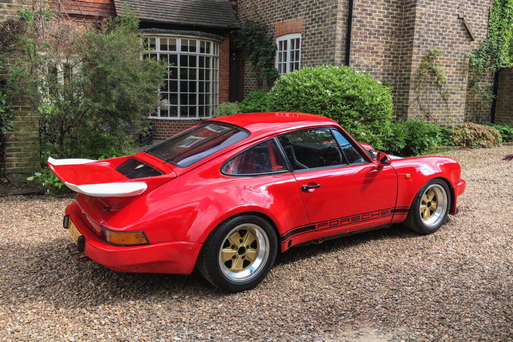 Porsche 911 3.2 Carrera Hot Rod for sale , Ferdinand