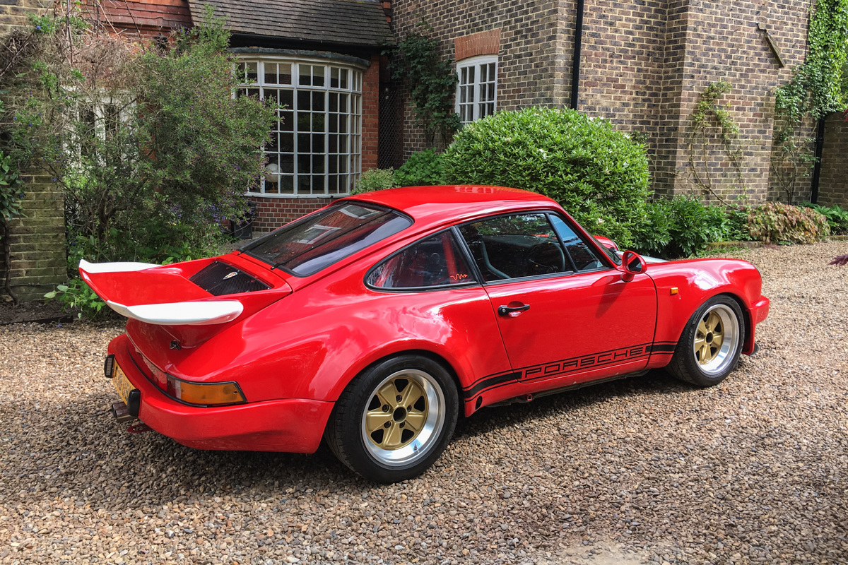 Porsche 911 3.2 Carrera Hot Rod For Sale