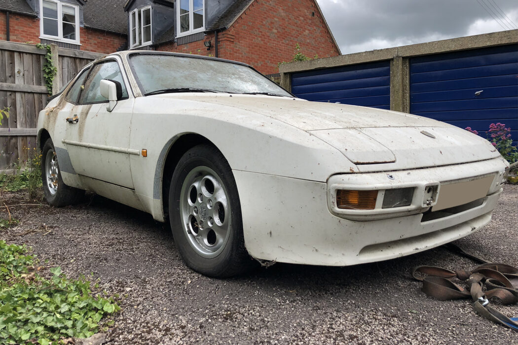 944 race car wiring porsche 944 project on the move  again  ferdinand  porsche 944 project on the move  again