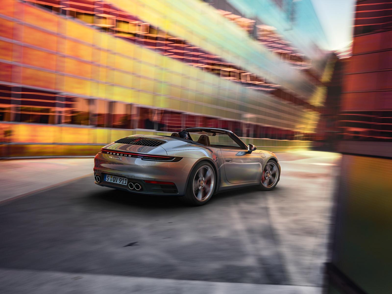 new porsche 911 cabriolet unveiled ferdinand. Black Bedroom Furniture Sets. Home Design Ideas