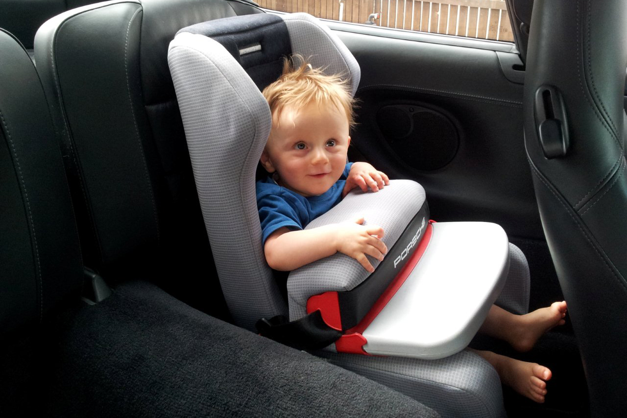 Child Seat Options For Classic Porsche 911 Owners Ferdinand