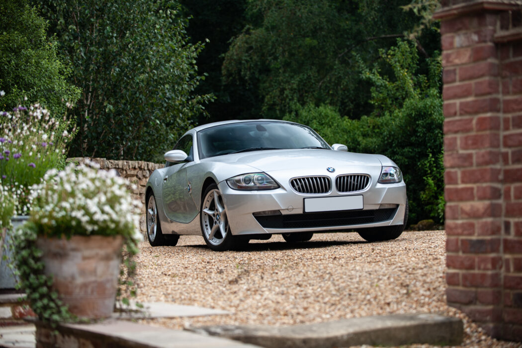 Bought A Bmw Z4 Coupe Ferdinand